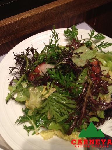 ランチ 鎌倉野菜サラダ.JPG